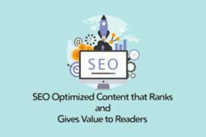 seo optimized content