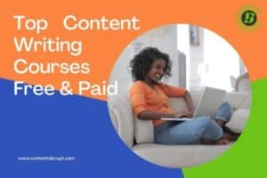 blog writing courses