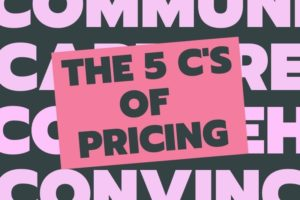 5 c's of pricing